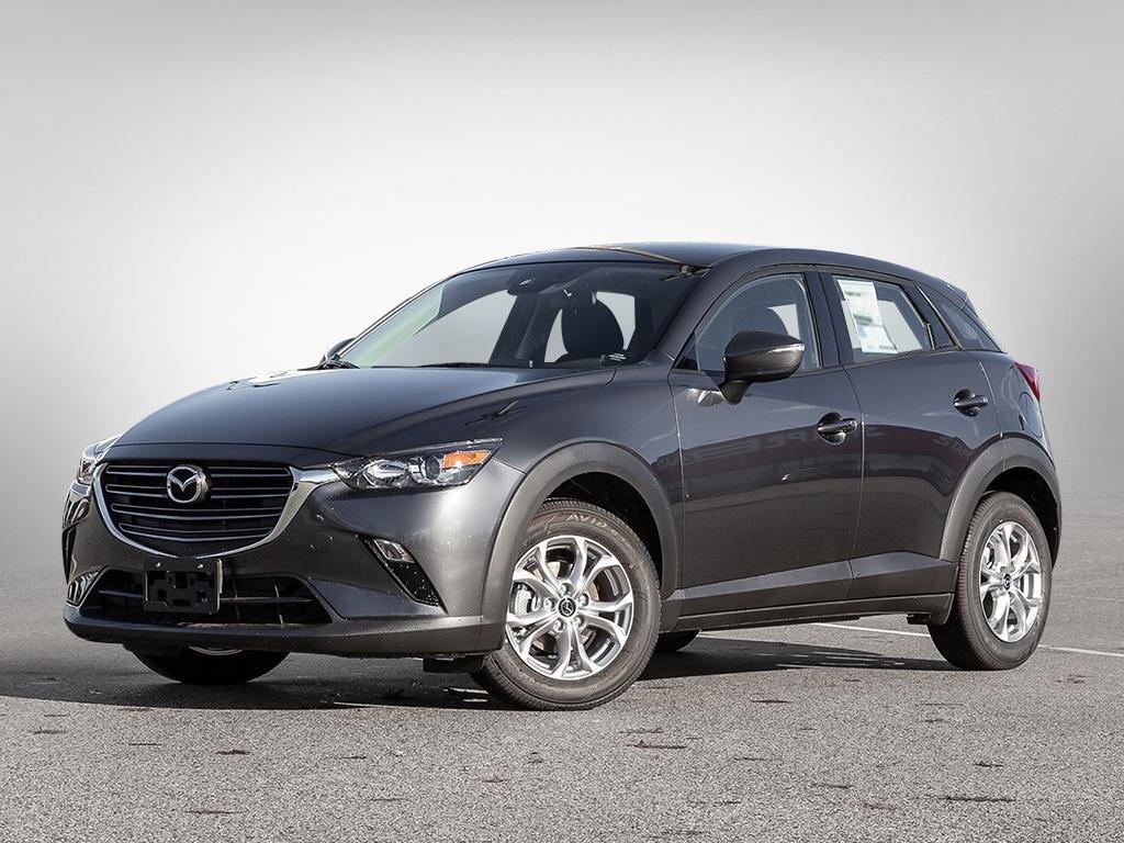 Mazda CX-3 2021 GS