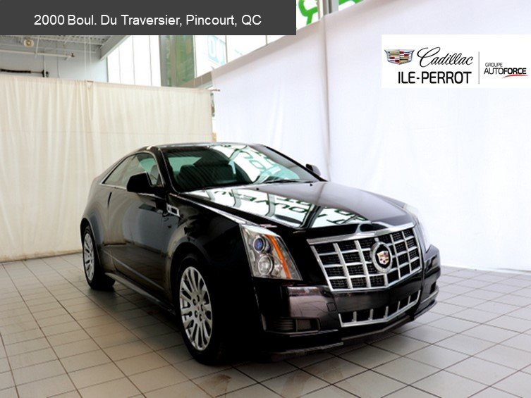 2014 Cadillac  CTS V6 3.6L,AWD,BLUETOOTH,RADAR STATIONNEMENT