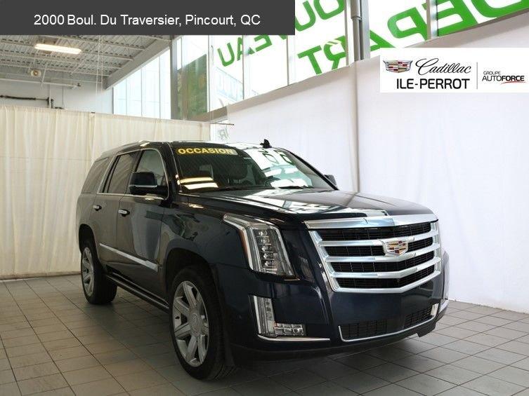Cadillac Escalade 2019 PREMIUM LUXURY,TOIT OUVRANT,ROUES 22P,NAVIGAT