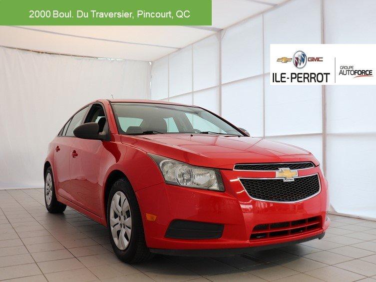 Chevrolet Cruze 2014 2LS,AIR CLIMATISER,GROUPE ÉLECTRIQUE