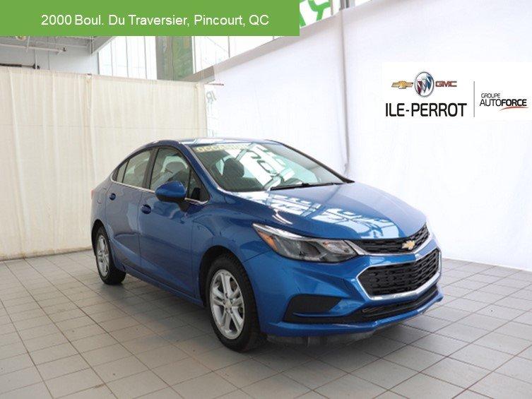 2018 Chevrolet  Cruze LT,BLUETOOTH,SIÈGES CHAUFFANT,CAMÉRA DE RECUL