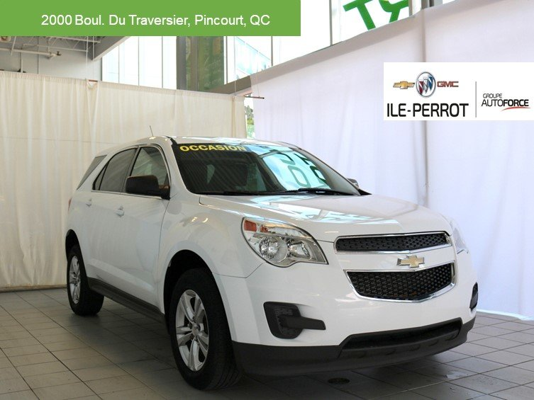 2013 Chevrolet  Equinox LS,AWD,BLUETOOTH, ROUES 17 POUCES