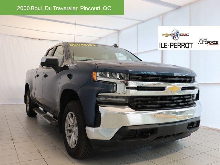 Chevrolet Silverado 1500 2019 LT,SIÈGES CHAUFFANT,CAMÉRA DE RECUL,ENS.REMOR