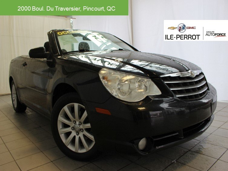 2010 Chrysler  Sebring Touring,CONVERTIBLE,MAGS,A/C