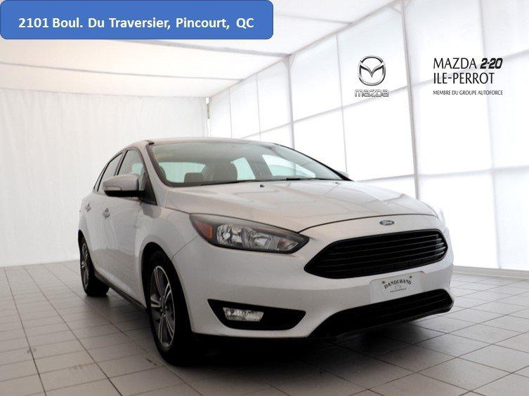 Ford Focus 2016 SE BAS KILOS IMPECCABLE BLUETOOTH AC AUTO OFF
