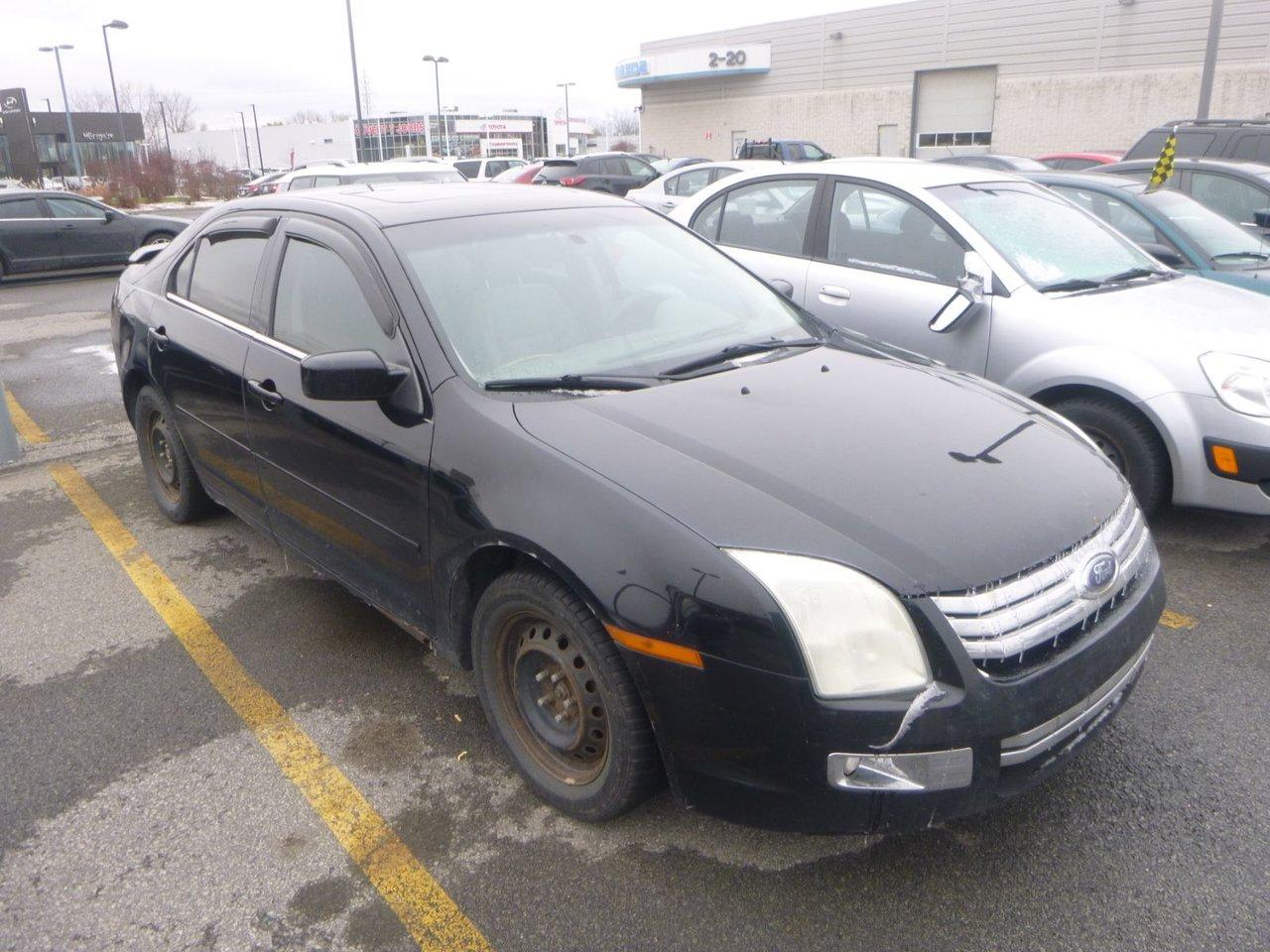 2006 Ford  Fusion SEL AUT GROUPE ELECTRIQUE