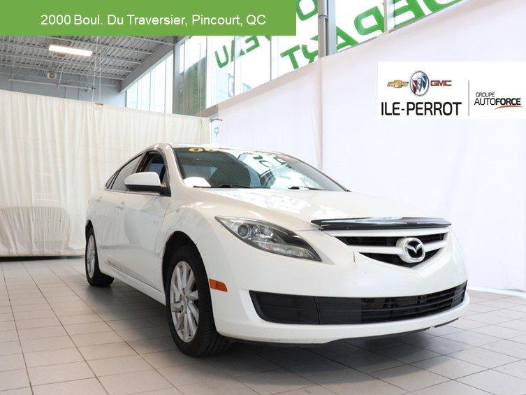 Mazda Mazda6 2011 GS,AUTOMATIQUE,TOIT OUVRANT,BLUETOOTH