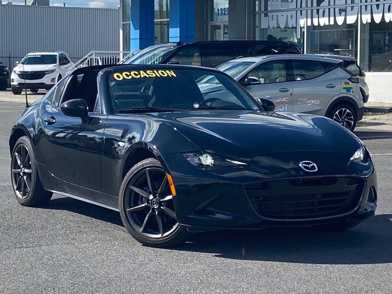 Mazda MX-5 2017 Toit Targa !!