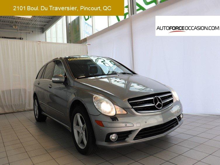 2010 Mercedes-Benz  R-Class R350 BLUETECH TOIT PANO NAV TOUTE EQUIPE WOW