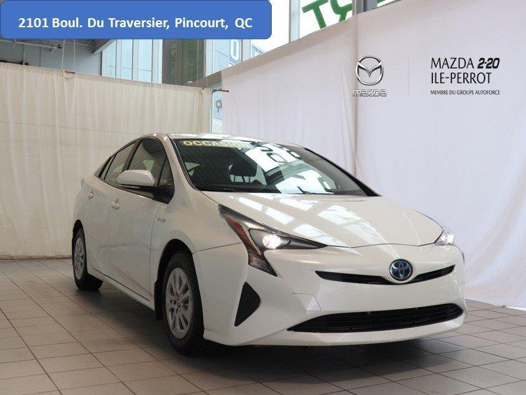 Toyota Prius 2016 HYBRIDE CAM RECUL SUPER ÉTAT BAS KILOS