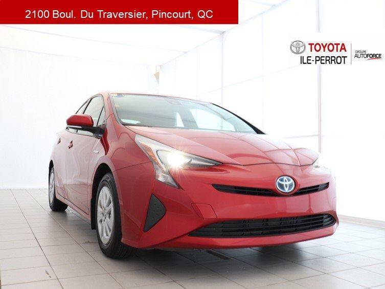 Toyota Prius 2017 A/C, GR ELEC, CAM RÉCUL, PUSH-START,  BLUETOO