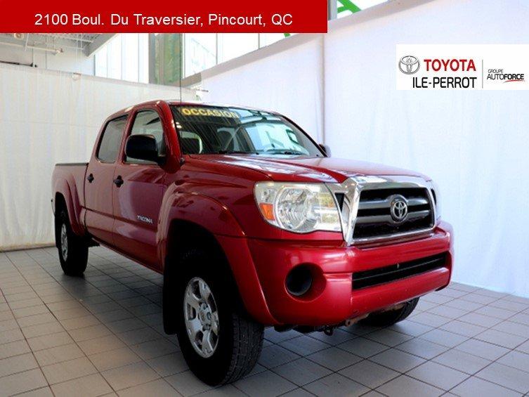 2009 Toyota  Tacoma *LIQUIDATION* V6 SR5, A/C, CAM RECUL, CRUISE