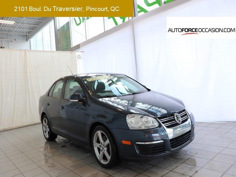 2010 Volkswagen  Jetta Sedan AUT AC MAGS TOUTE EQUIPE WOW