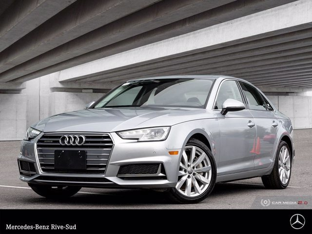 Audi A4 2019 Komfort