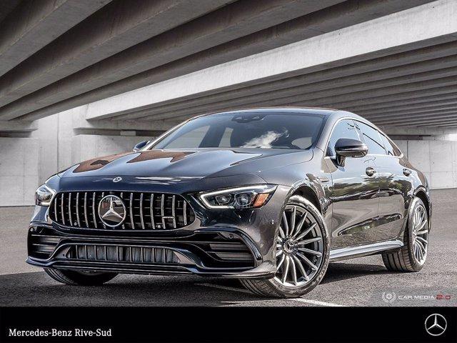 Mercedes-Benz AMG GT 2020 AMG GT 53 * VOLANT CHAUFFANT + ENS.AIDE À LA