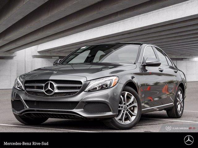 Mercedes-Benz Classe C 2018 C 300 * TOIT PANORAMIQUE + VOLANT CHAUFFANT *