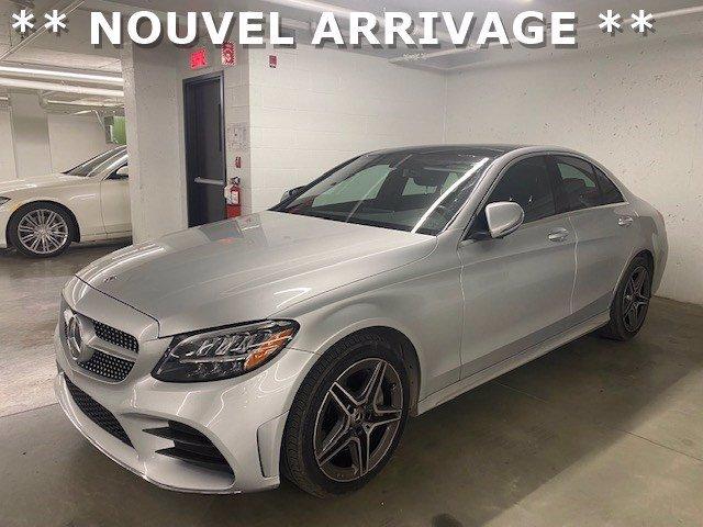 Mercedes-Benz Classe C 2020 C 300 * VOLANT CHAUFFANT + NAV *