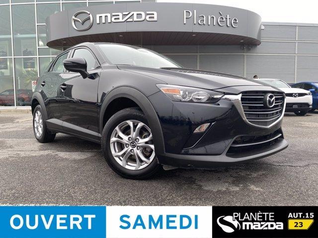 2019 Mazda CX-3 GS AUTO AIR CRUISE SIÈGES ET VOLANT CHAUFFANT