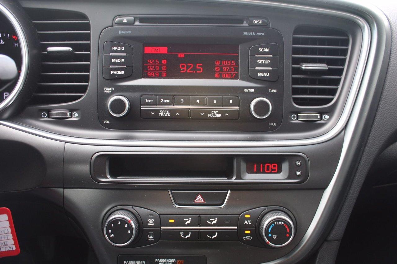 Kia Ste Julie >> Kia OPTIMA LX AUTO (MET PAINT) 2015 d'occasion à vendre chez CHAMBLY KIA