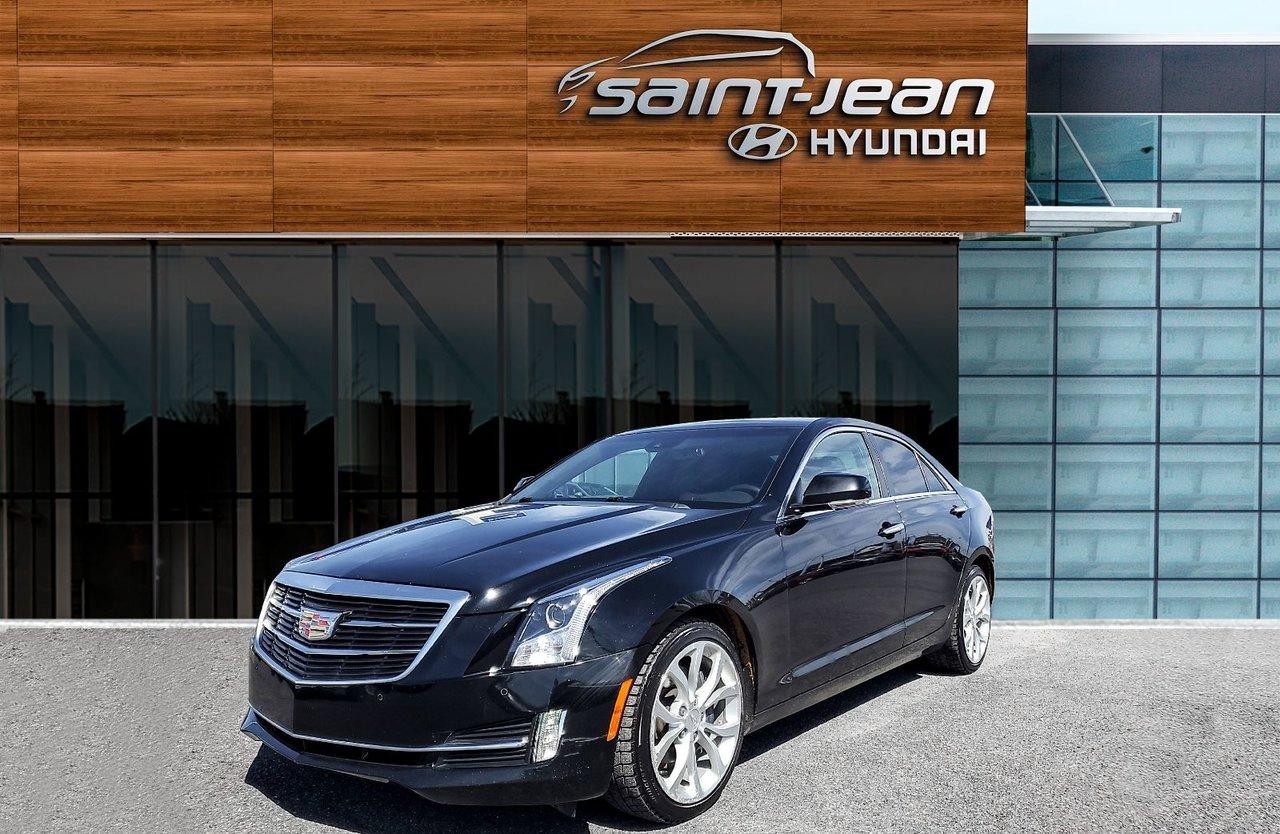 2015 Cadillac  ATS Sedan 2.0L Performance / GARANTIE 160 000KM