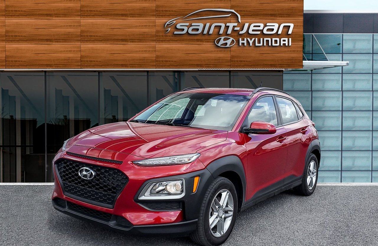 2018 Hyundai  Kona Essential / MAGS + CAMERA + CARPLAY