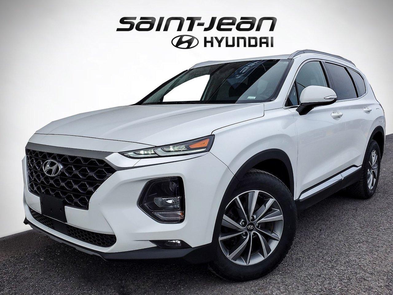 2019 Hyundai  Santa Fe Preferred // REGULATEUR DE VITESSE ADAPTATIF