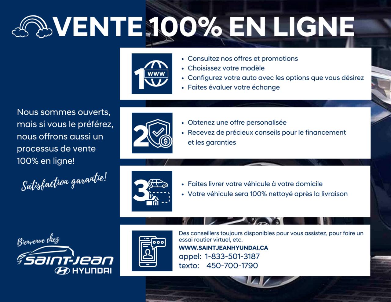 2016 Hyundai  Tucson Limited 1.6T / AWD + CUIR + TOIT PANO