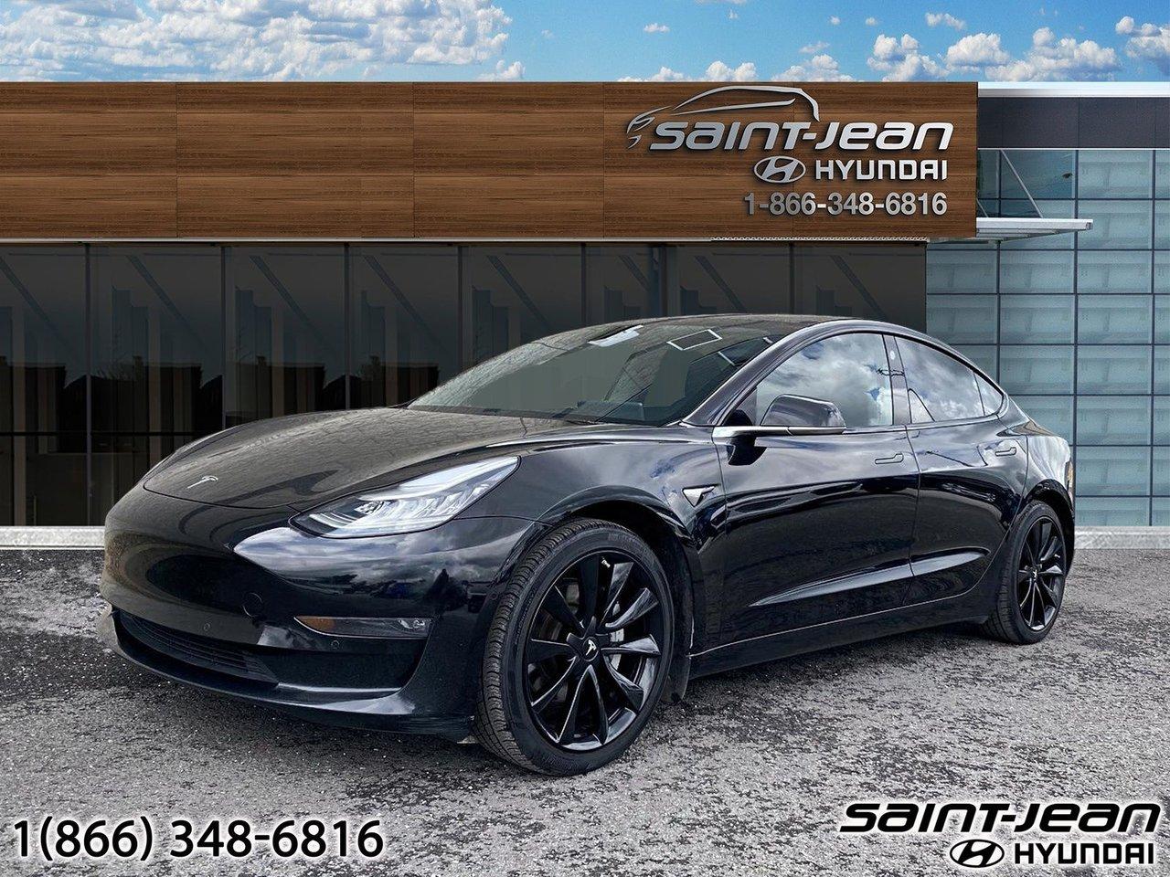 Tesla Model 3 2018 Dual Motor Long Range + MAGS PREMIUM