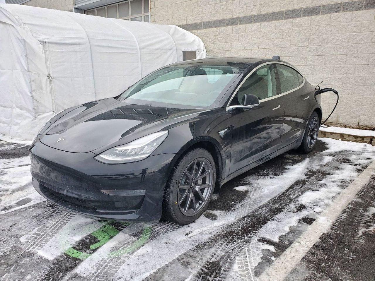2020 Tesla  MODEL 3 SR+