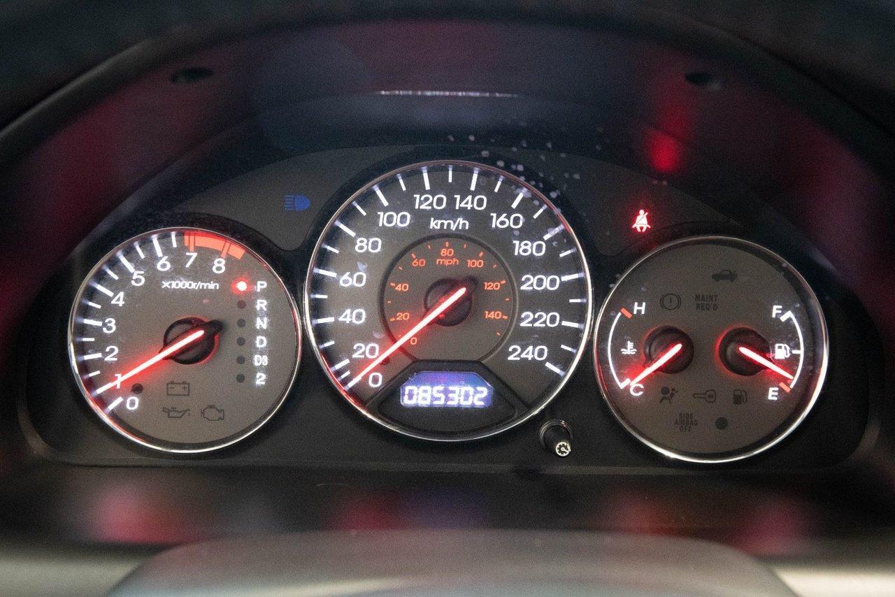 Acura EL 2004