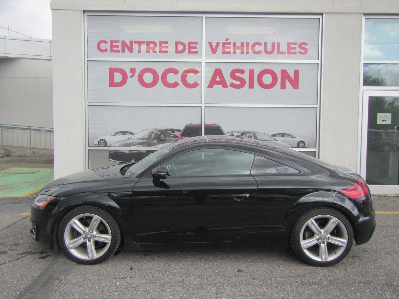 2011 Audi  TT 2.0T