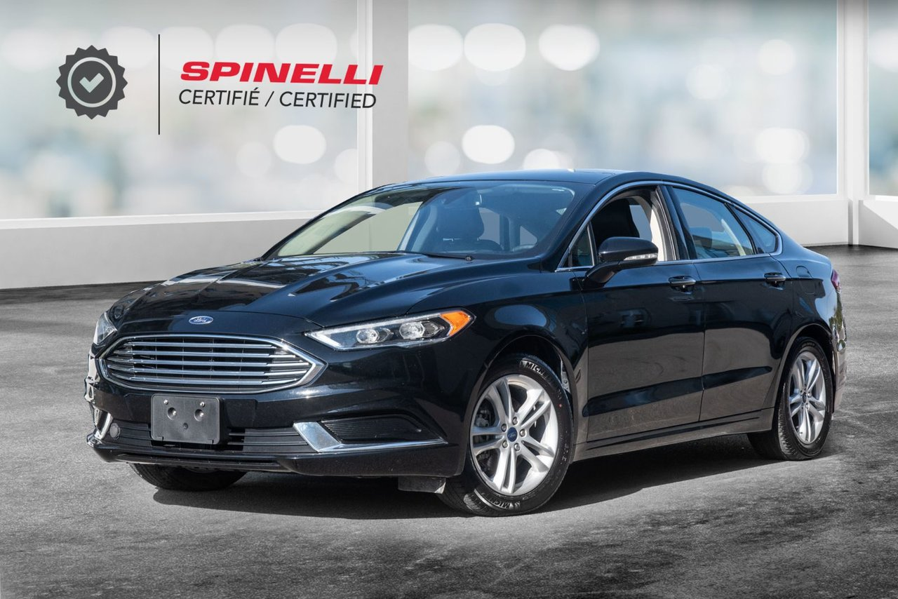 Ford Fusion 2018 SE /  FWD / CAMERA / SIEGES CHAUFFANTS