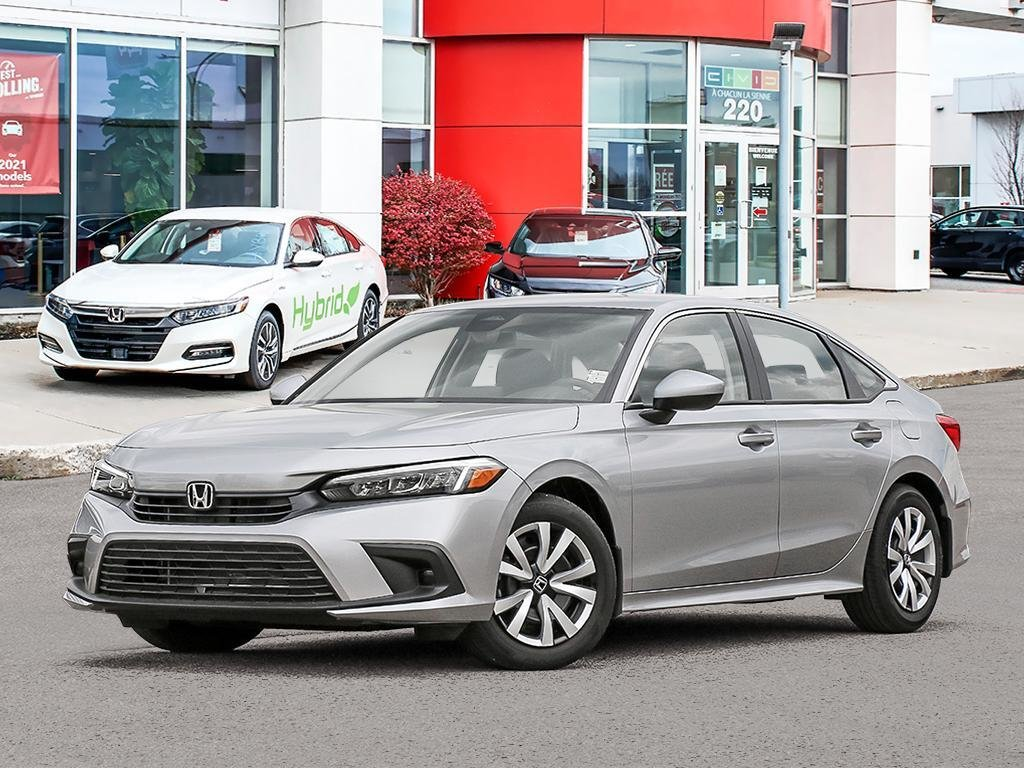 Honda Civic 2022 LX