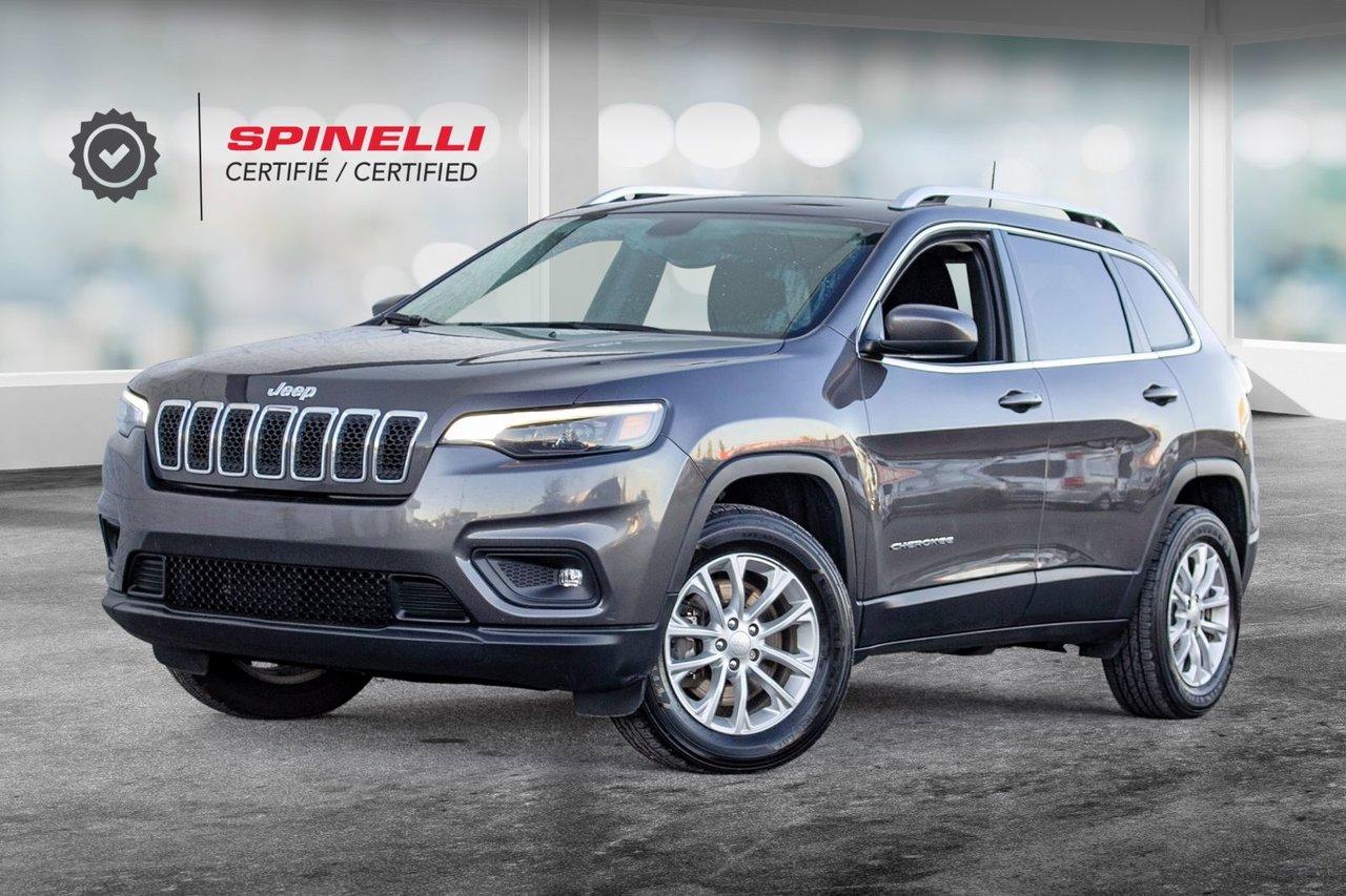 Jeep Cherokee 2019 North