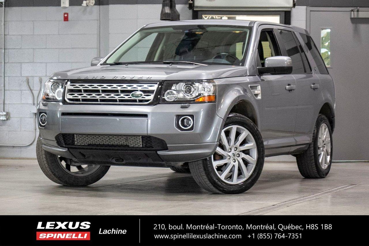 2014 Land Rover  LR2 SE AWD; CUIR TOIT AIDE STATIONNEMENT 2 SET MA