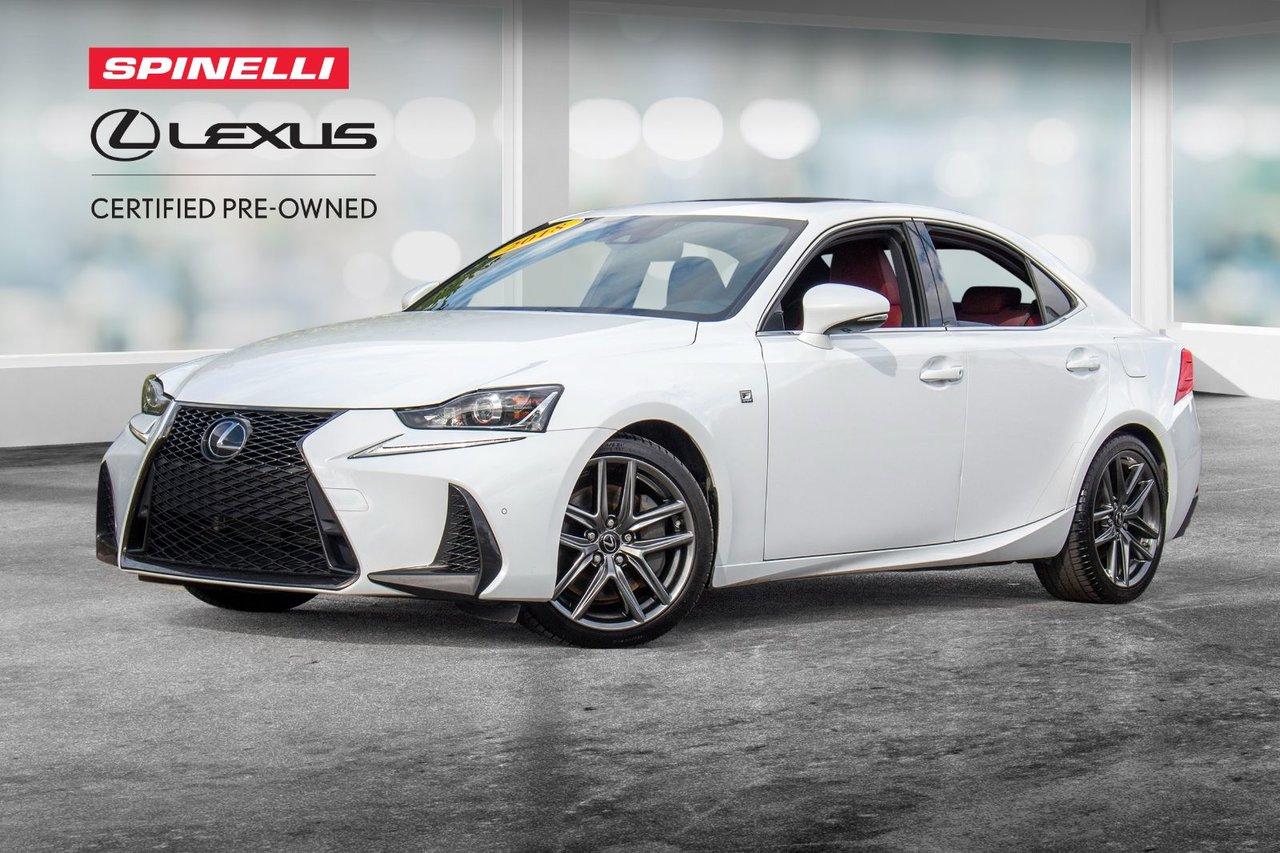 Lexus IS 2018 **F SPORT 2**