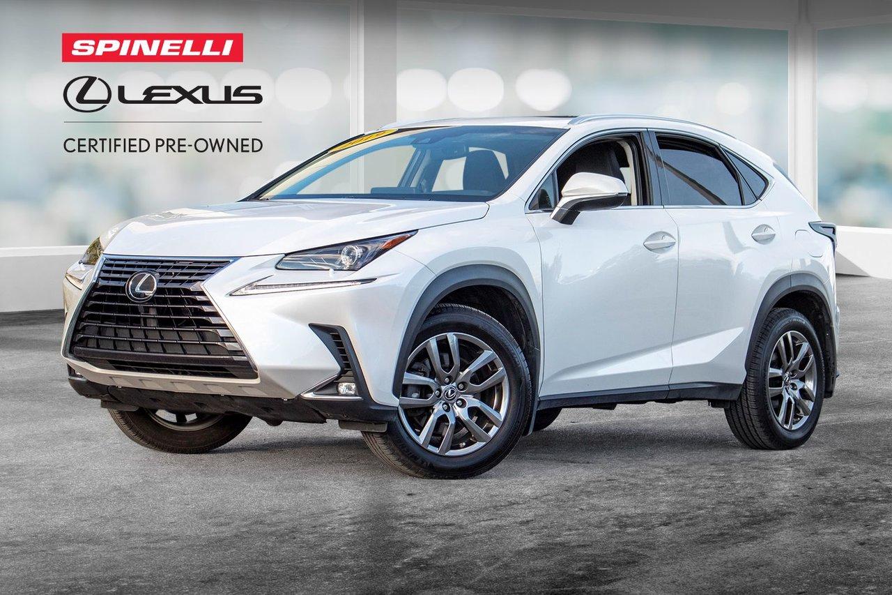 Lexus NX 2019 **PREMIUM**