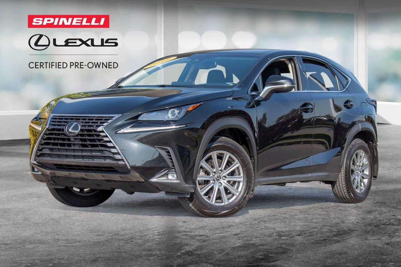 Lexus NX 2019 **APPLE CARPLAY**
