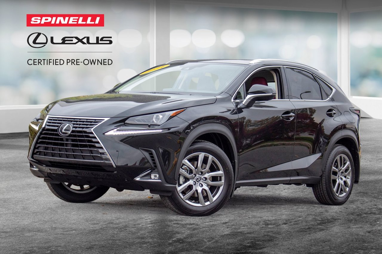 Lexus NX 2021 **PREMIUM**