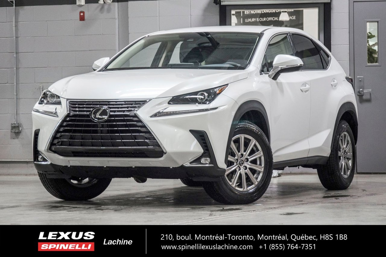 Lexus NX 2021 SIGNATURE AWD; NULUXE CAMERA SIEGES CHAUFFANT