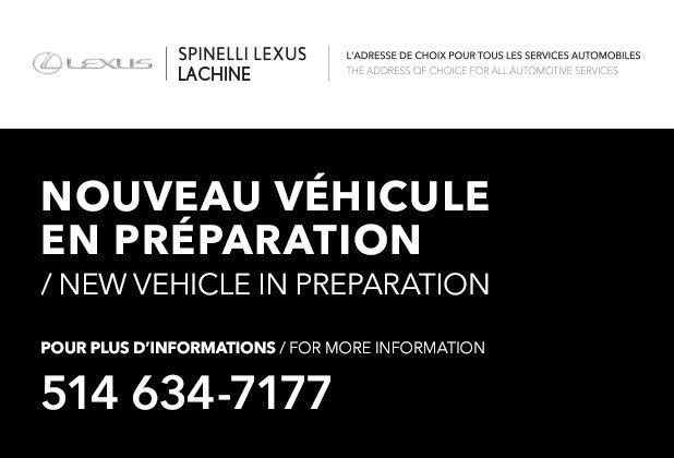 2019 Lexus NX SIGNATURE AWD; CUIR CAMERA SIEGE CHAUFFANT CA