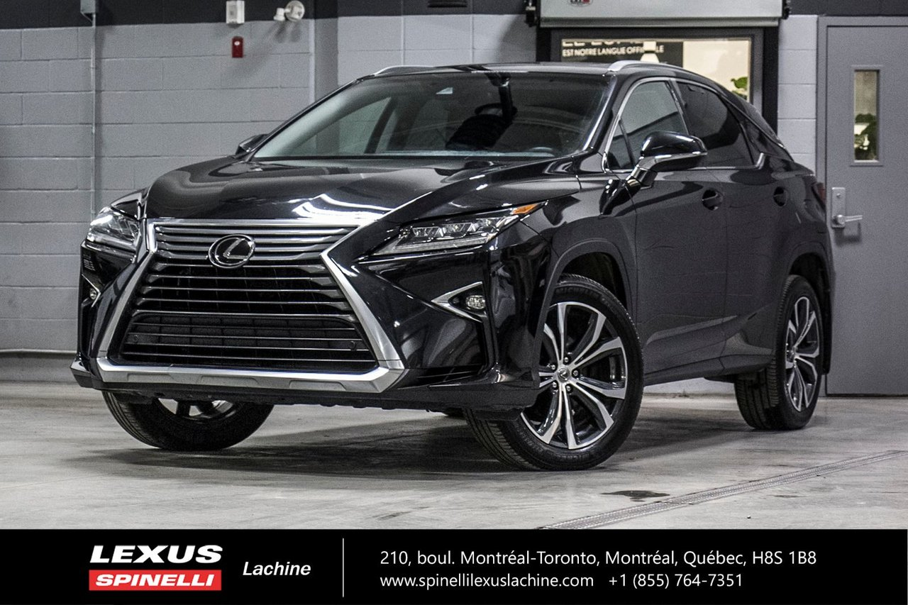 2017 Lexus  RX 350 LUXURY AWD; **RESERVE / ON-HOLD**
