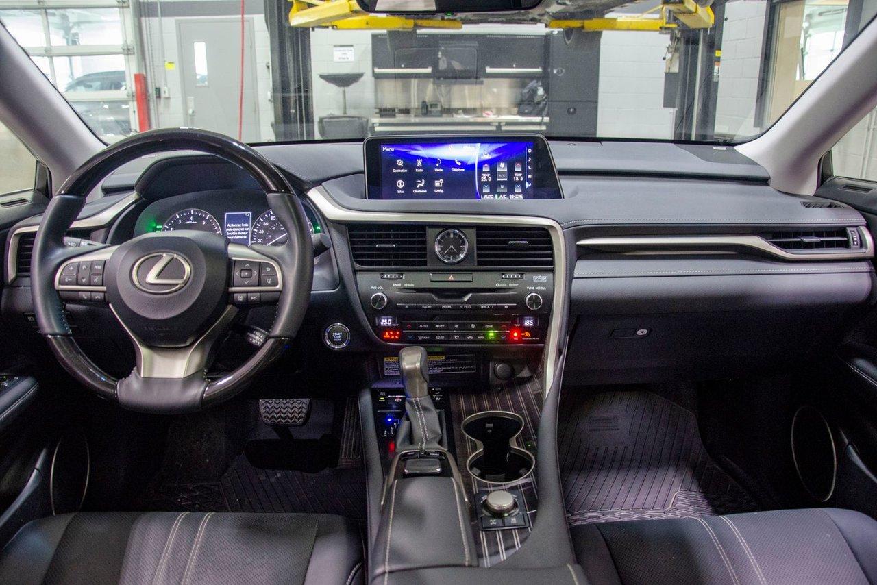 Lexus RX 350L 2019