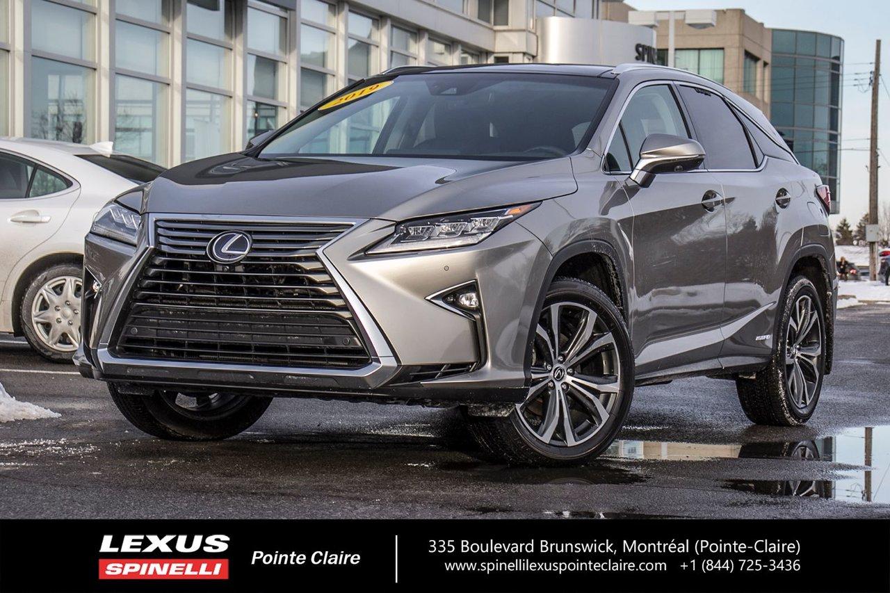 2019 Lexus  RX RX 450h **EXECUTIVE**