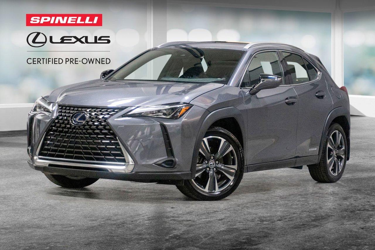 2019 Lexus UX PREMIUM AWD; CUIR TOIT CAMERA ANGLES MORT CAR