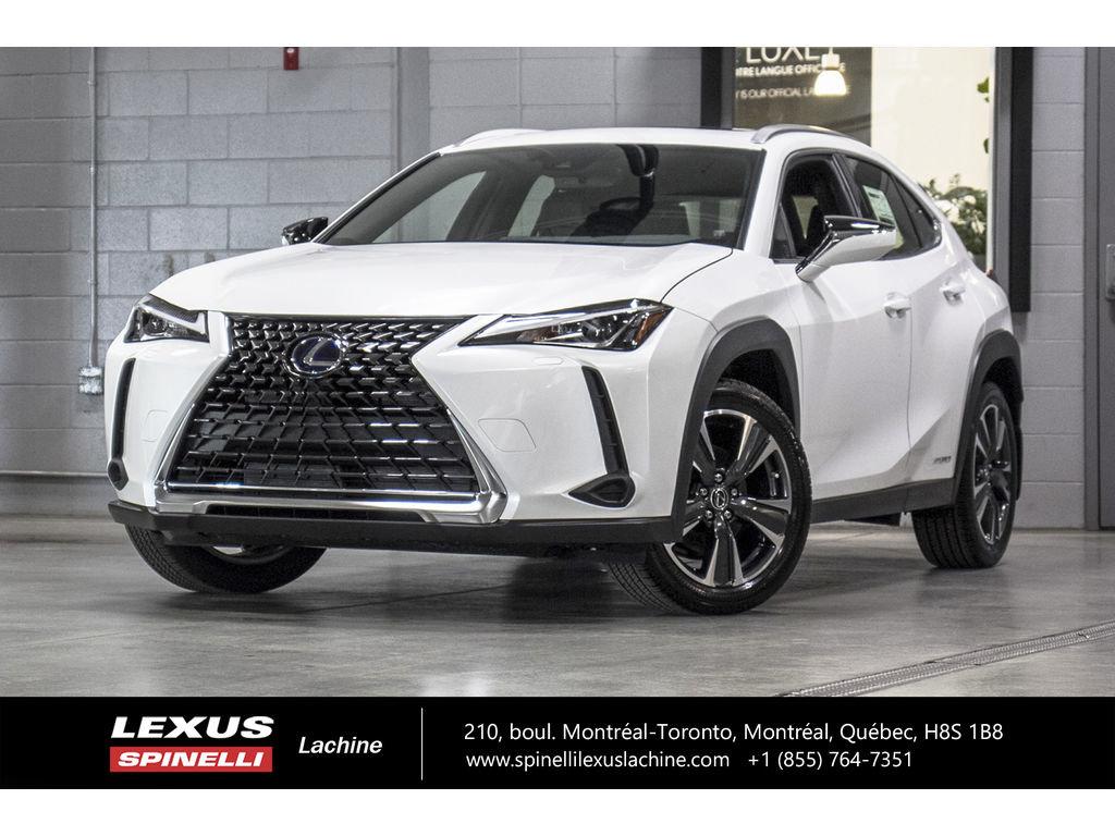 Lexus UX 2021 PREMIUM AWD; CUIR TOIT CAMERA ANGLES MORT LSS