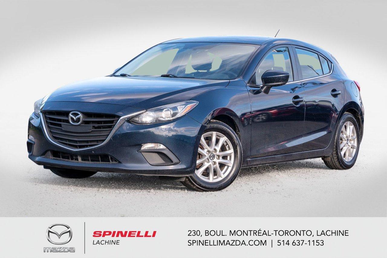 Mazda Mazda3 2014 GS-SKY, Sport