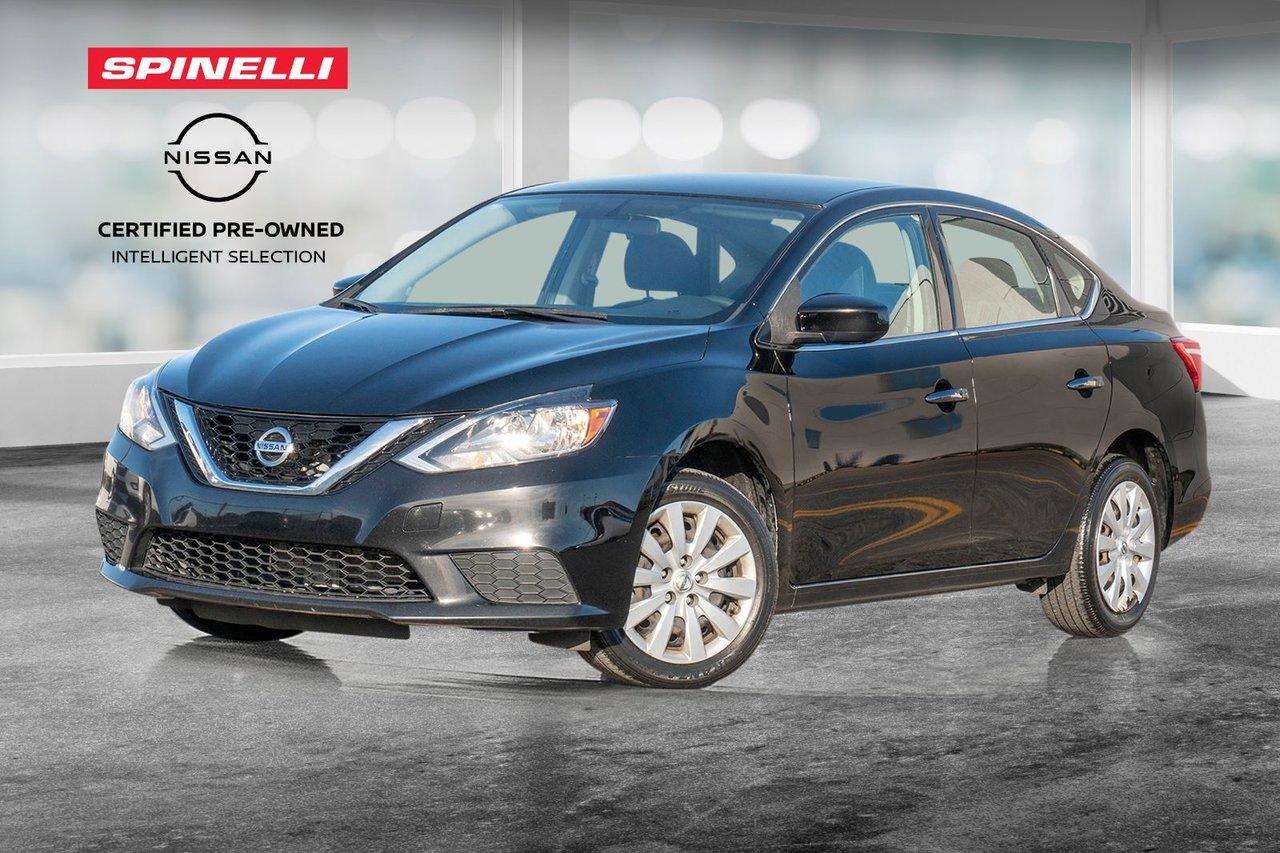 Nissan Sentra 2017 SV