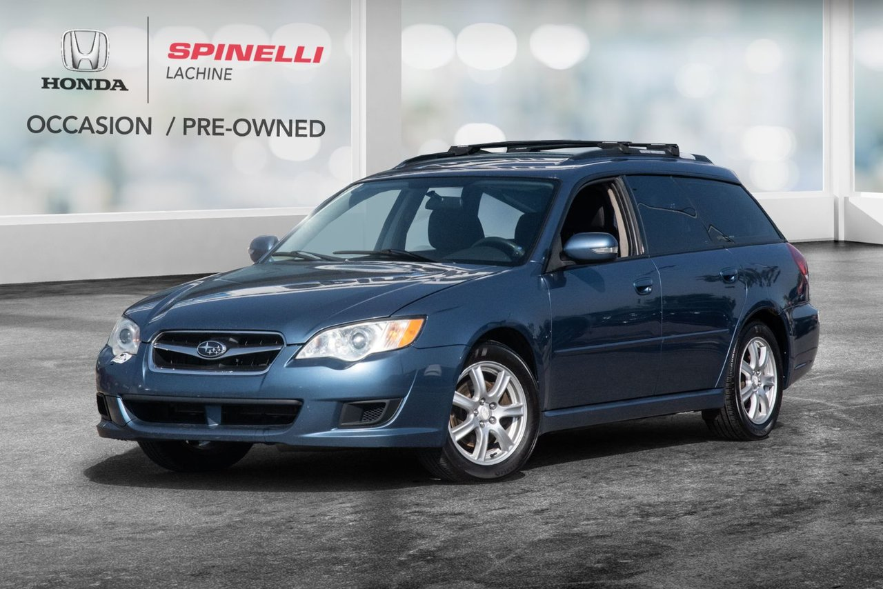 Subaru Legacy 2009 2.5i w/Touring Pkg **PROPRE**