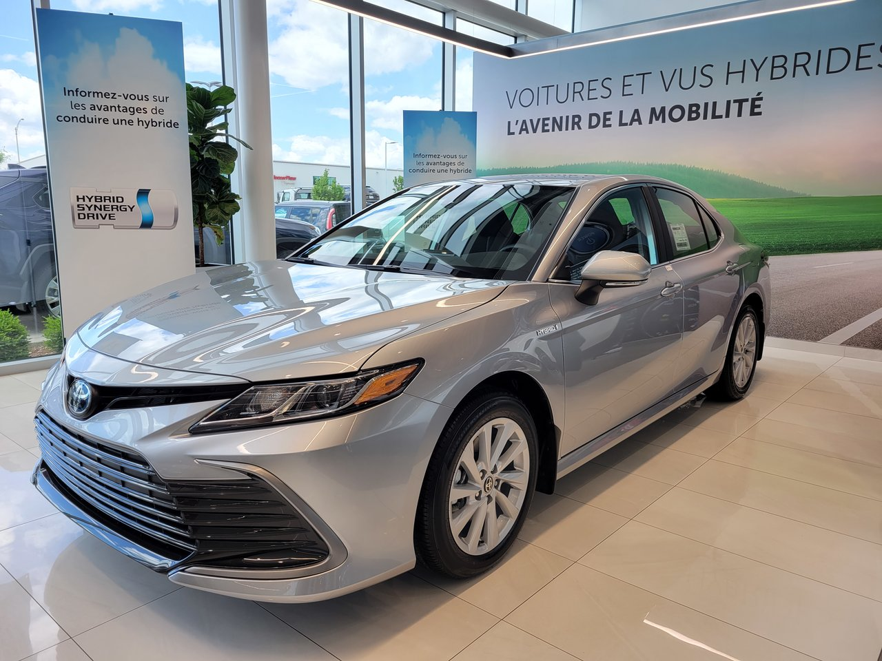 Toyota Camry 2021 LE